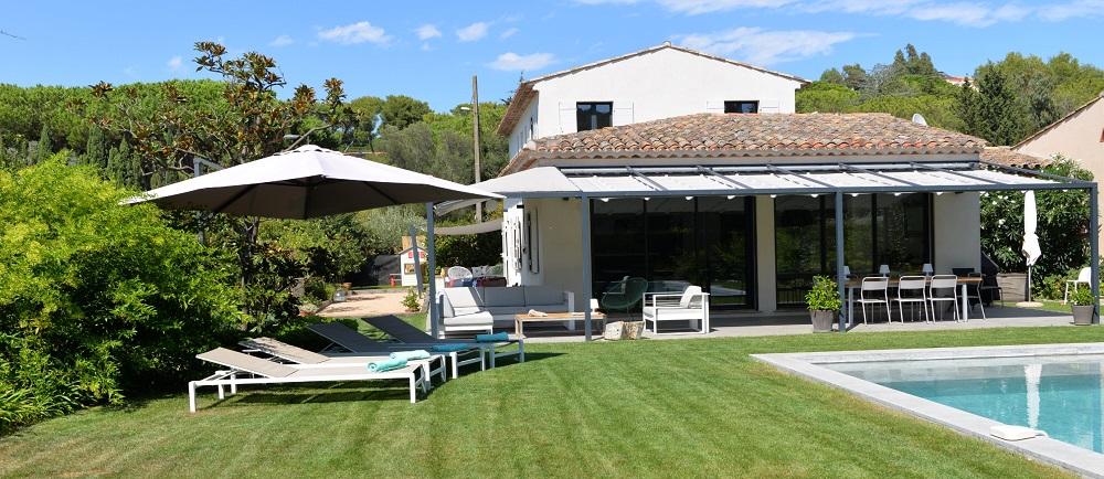 Jardin St Tropez